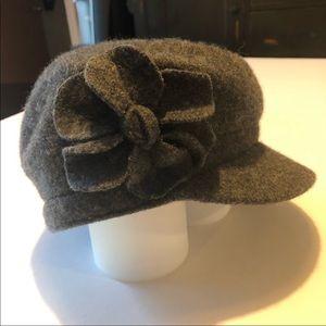 Pageboy Gray Hat